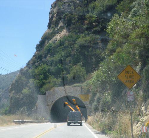 The Malibu Tunnel