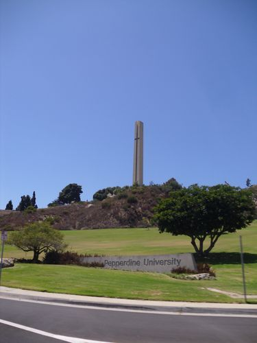 Passing Pepperdine U